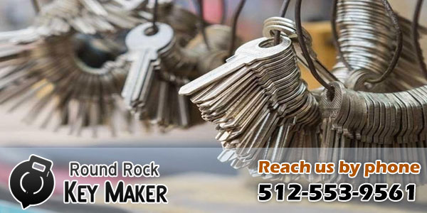 Round Rock Key Maker Banner